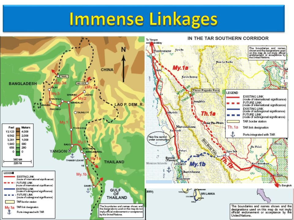 Immense Linkages