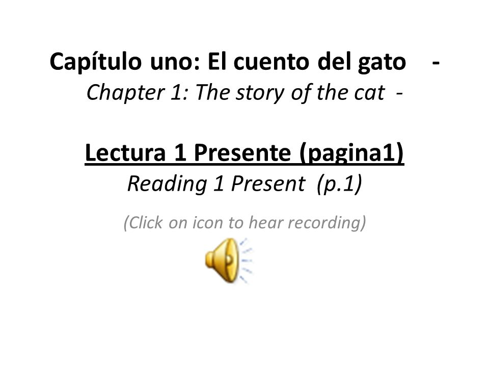 (Click on icon to hear recording)