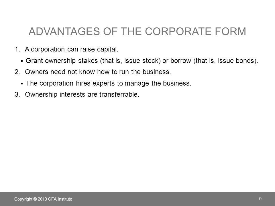 Corporate Governance Chapter 1 - ppt download