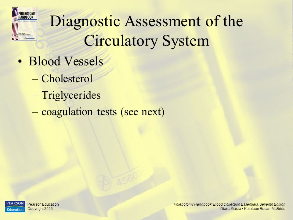 Diagnostic Assessment of the Circulatory System