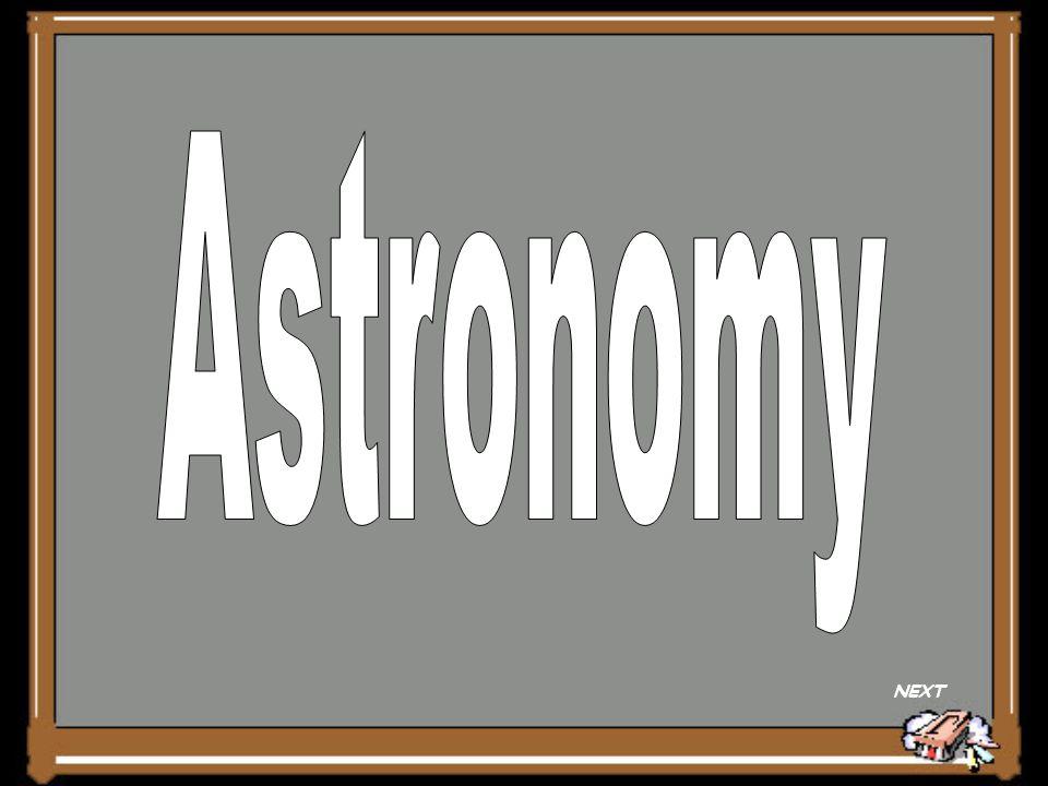 Astronomy NEXT