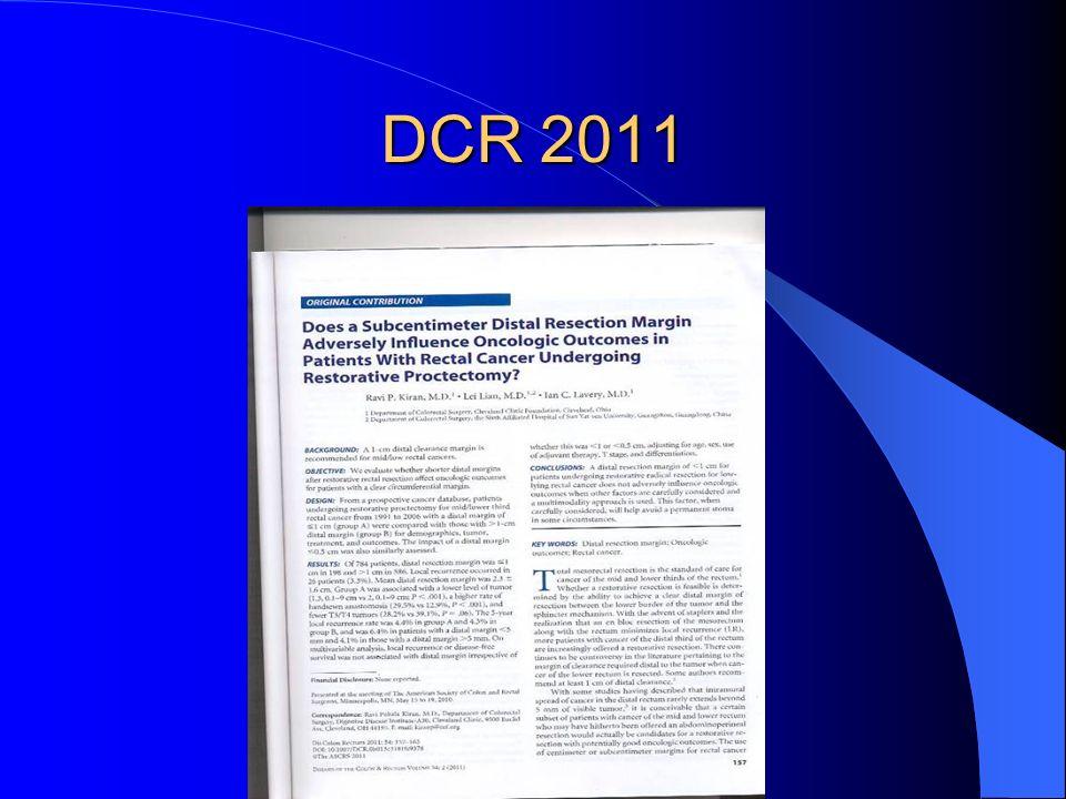 DCR 2011
