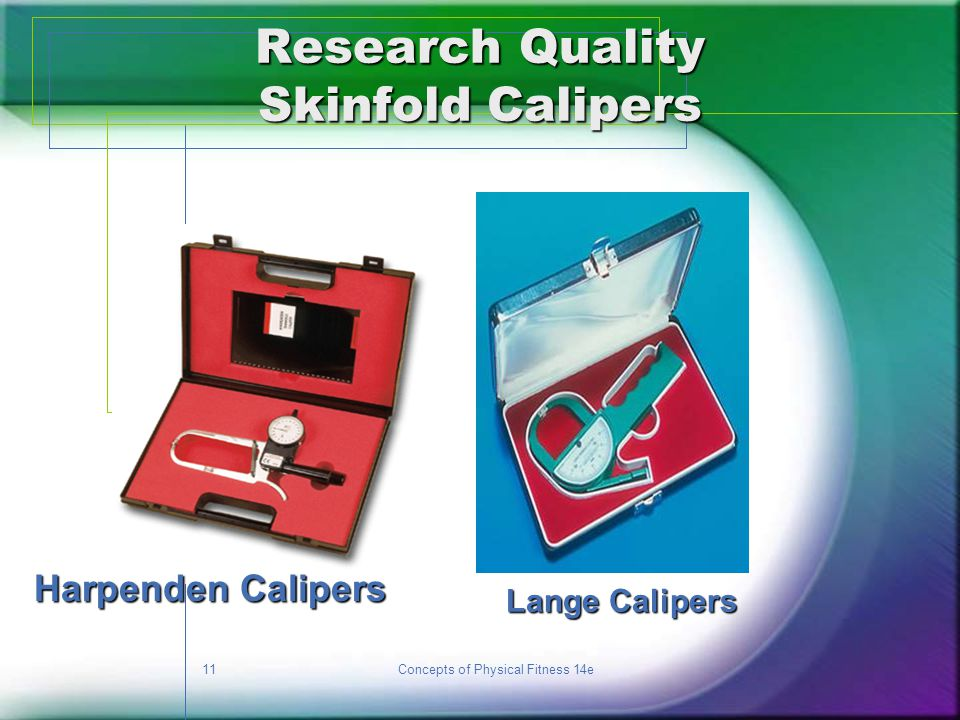 Research Quality Skinfold Calipers