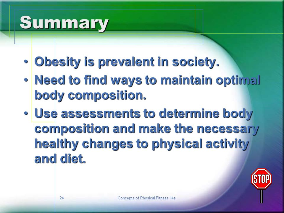 Concepts of Physical Fitness 14e