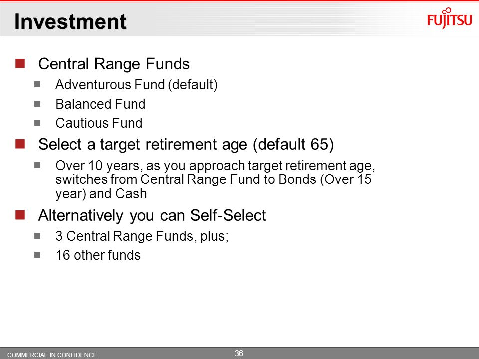 Investment Central Range Funds