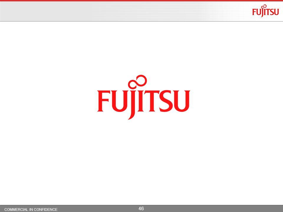 Copyright 2009 Fujitsu Services Limited