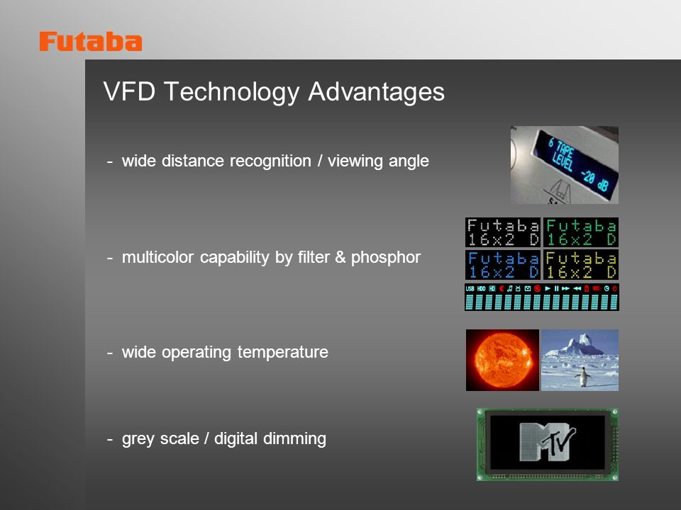 VFD Technology Advantages