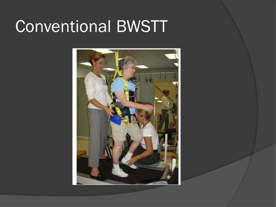 Conventional BWSTT