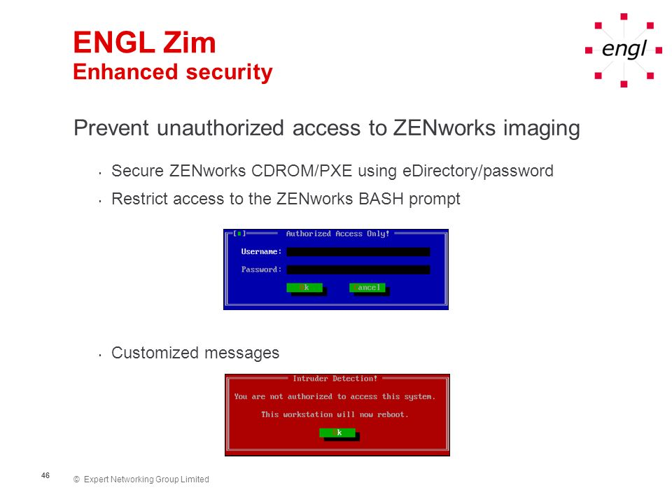 ENGL Zim Enhanced security