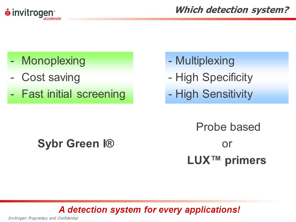 Which detection system