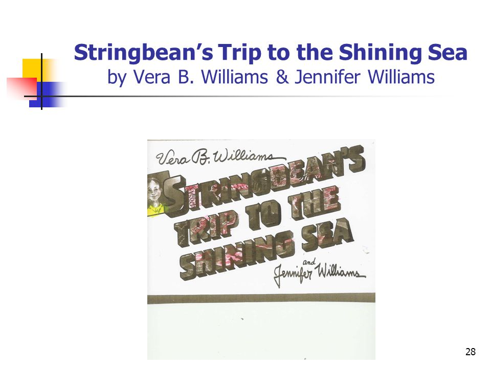 Stringbean's Trip to the Shining Sea by Vera B