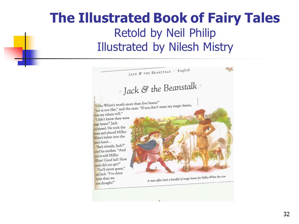 The Illustrated Book of Fairy Tales Retold by Neil Philip Illustrated by Nilesh Mistry