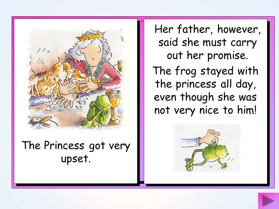 Her father, however, said she must carry out her promise.