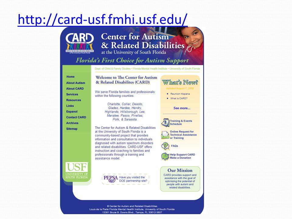 http://card-usf.fmhi.usf.edu/