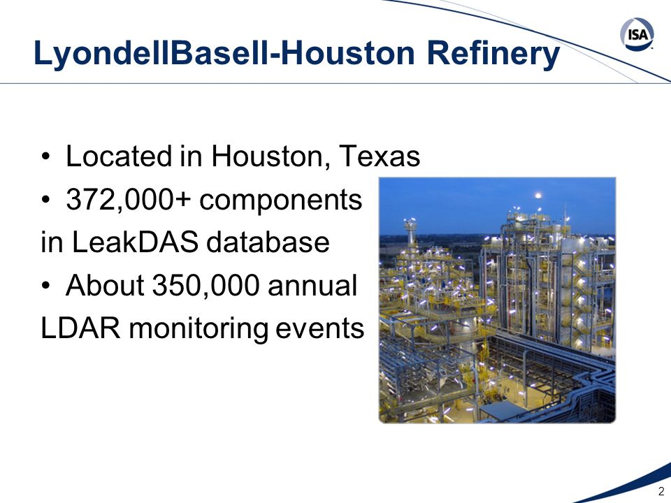 LyondellBasell-Houston Refinery