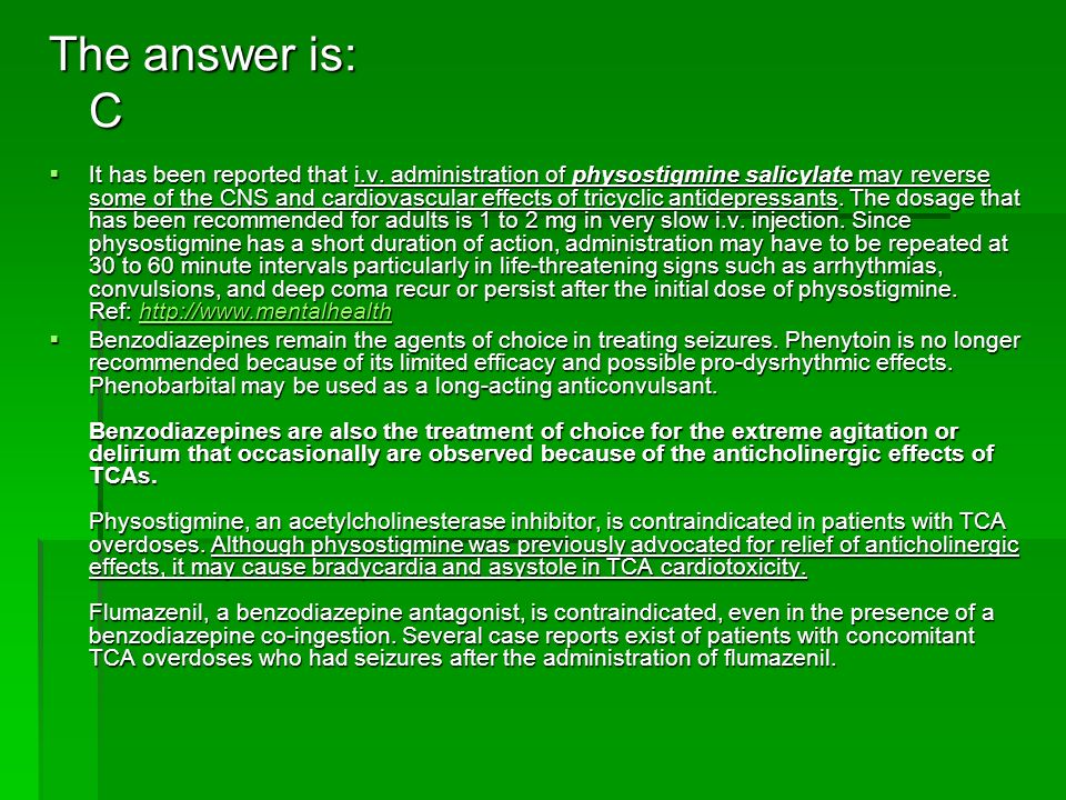 The answer is: C.