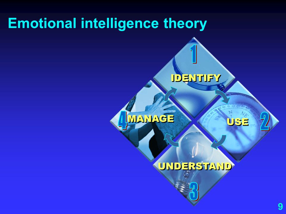 Emotional intelligence theory