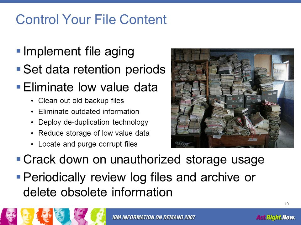 Control Your File Content