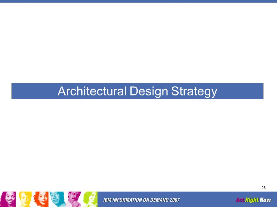 Architectural Design Strategy