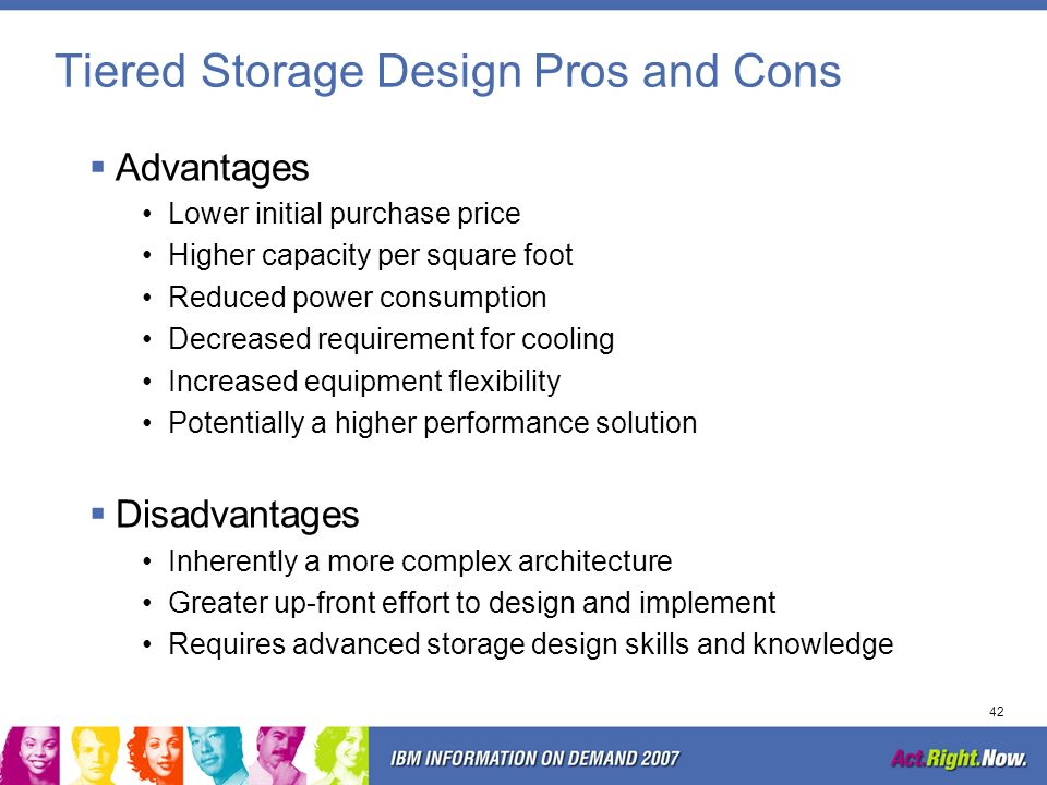Tiered Storage Design Pros and Cons