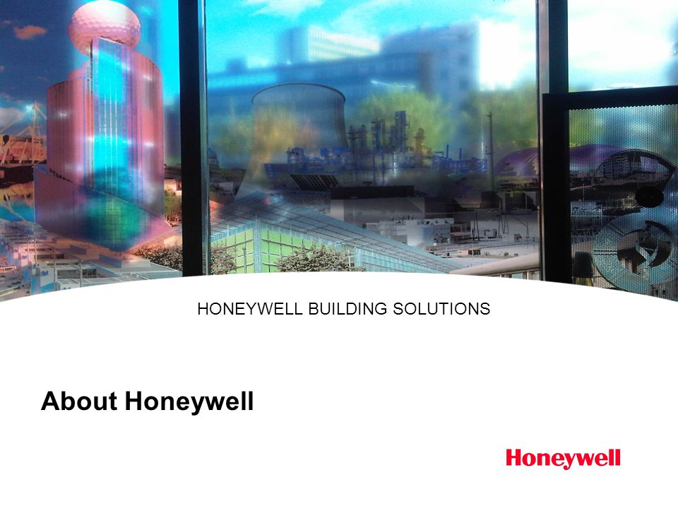 HONEYWELL BUILDING SOLUTIONS