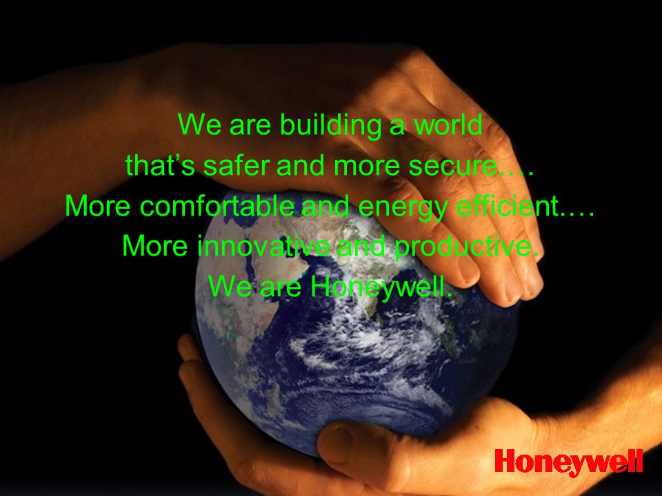 that's safer and more secure.… More comfortable and energy efficient.…