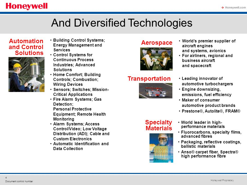 And Diversified Technologies
