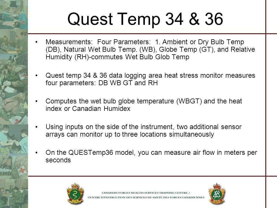 Quest Temp 34 & 36