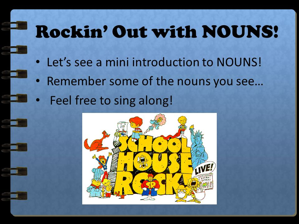 Rockin' Out with NOUNS! Let's see a mini introduction to NOUNS!