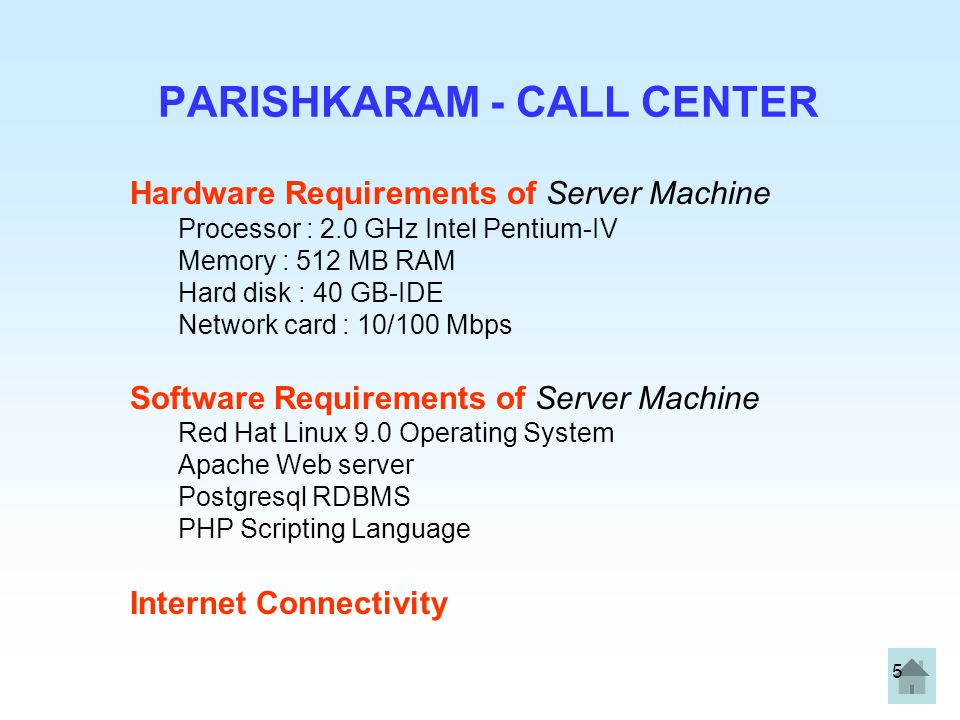 PARISHKARAM - CALL CENTER