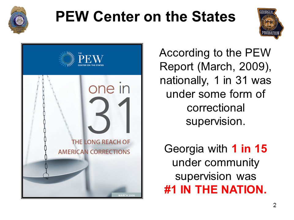 PEW Center on the States