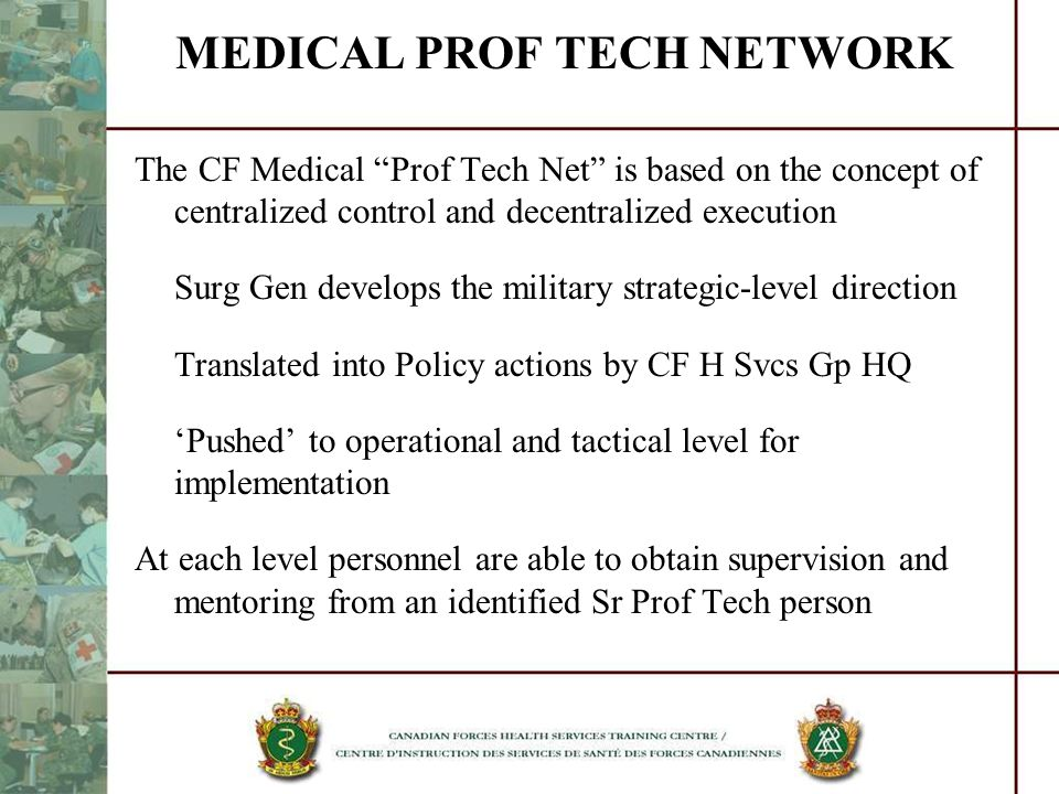 MEDICAL PROF TECH NETWORK
