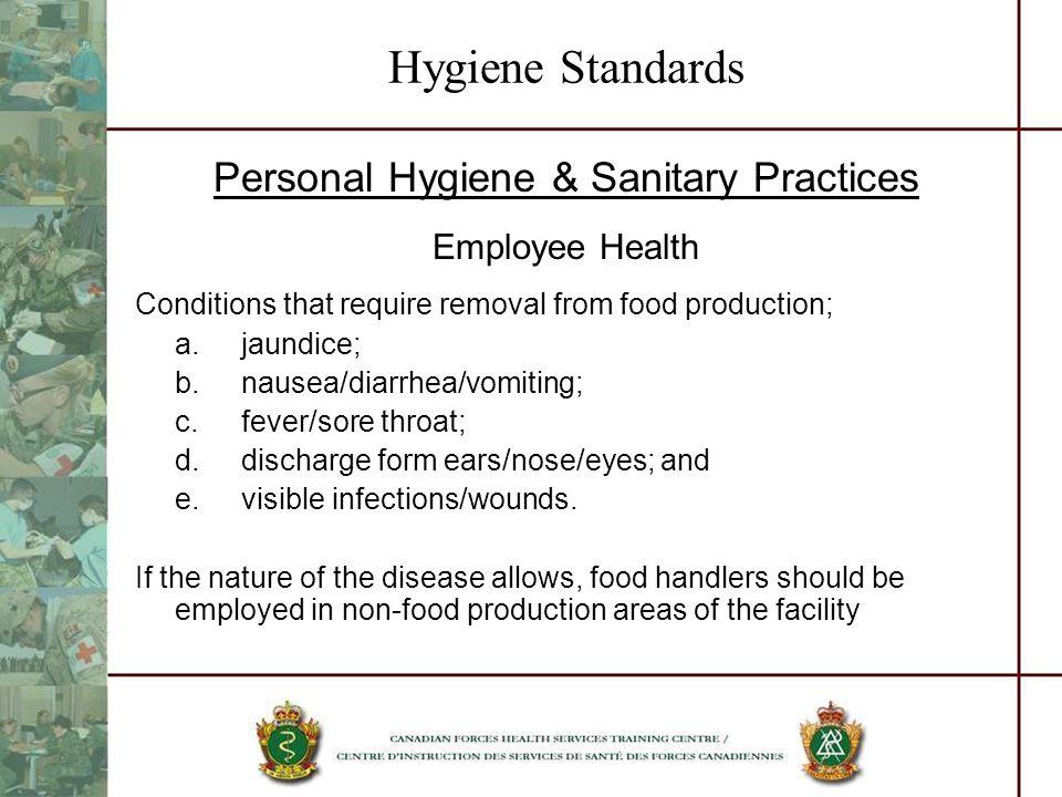 Employee Personal Hygiene Related Keywords & Suggestions - Employee