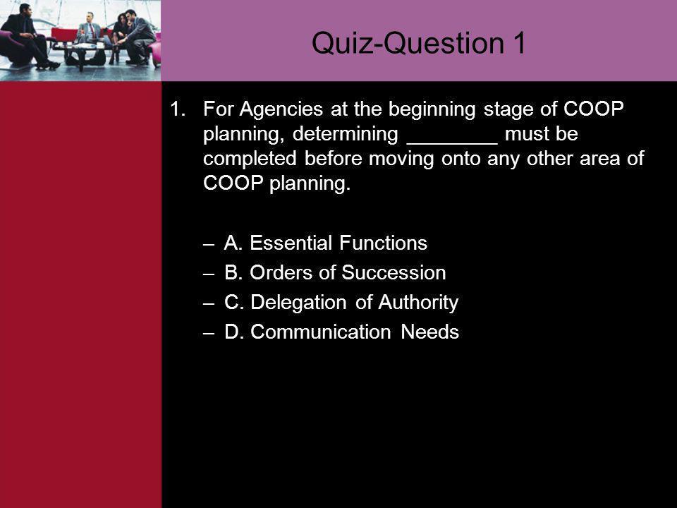 Quiz-Question 1