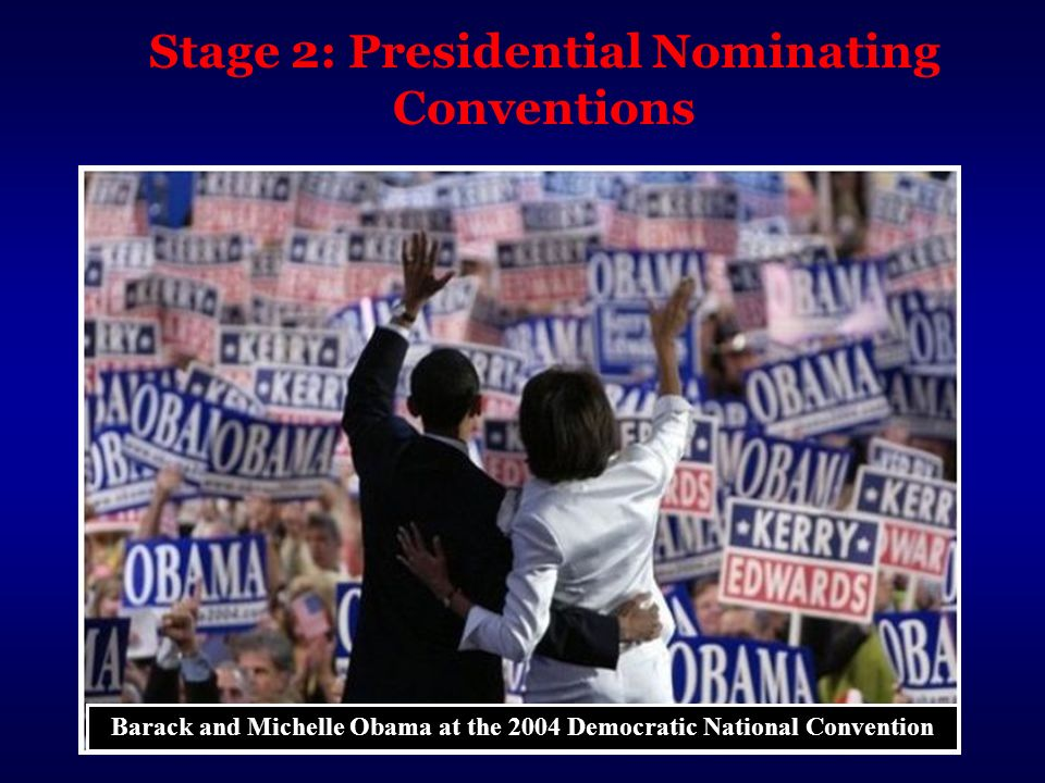 Stage 2: Presidential Nominating Conventions