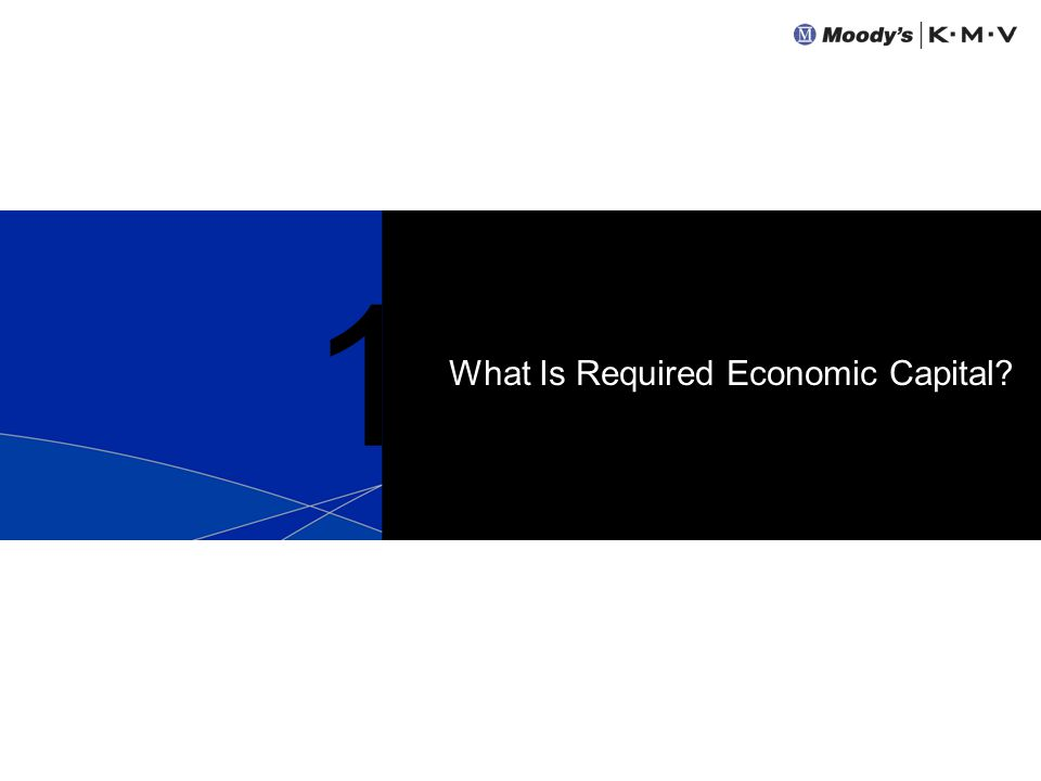 What Is Required Economic Capital