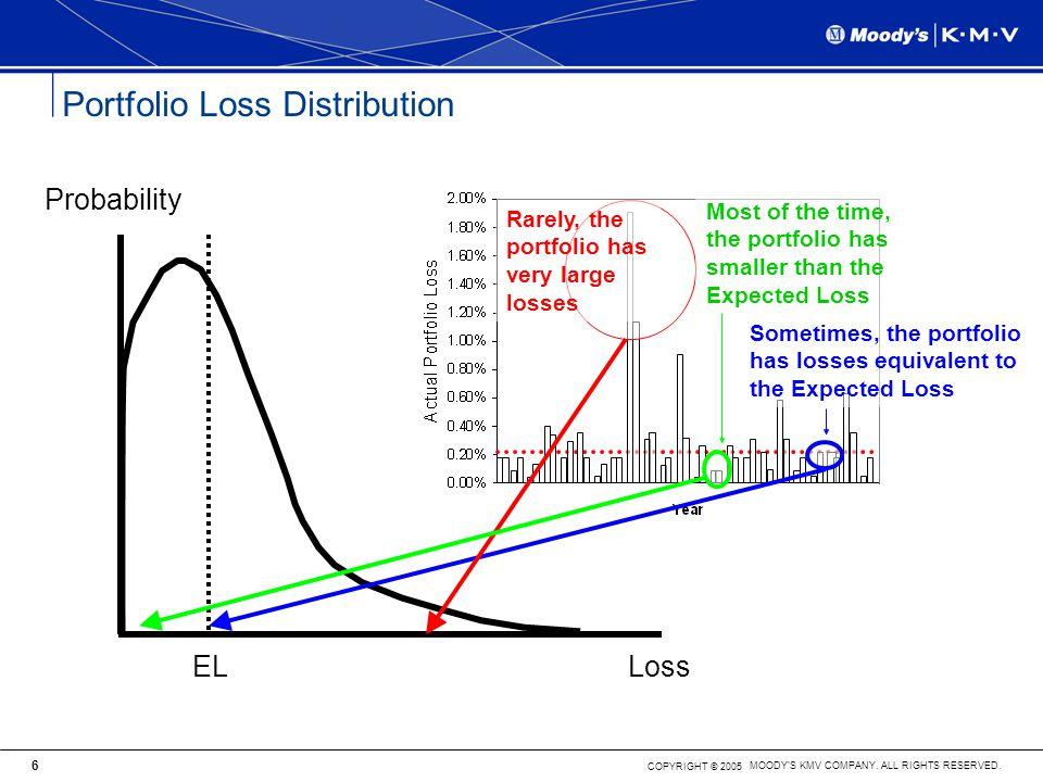 Portfolio Loss Distribution