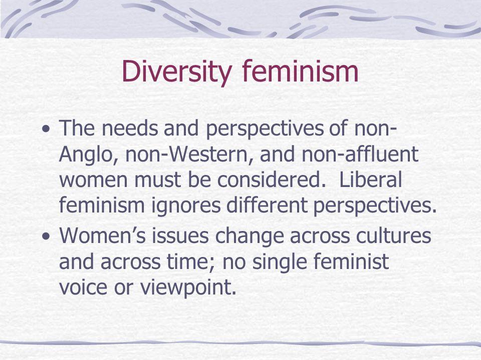 Diversity feminism