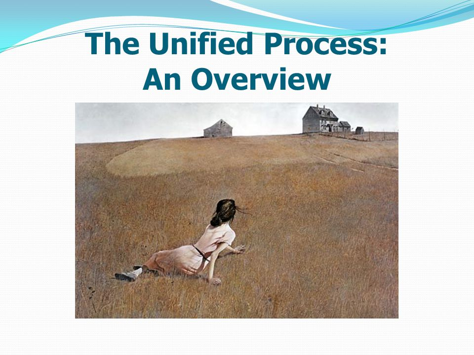 The Unified Process: An Overview