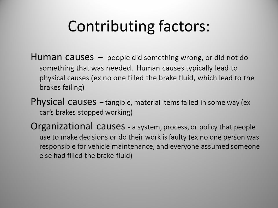 Root Cause Analysis Training Ppt Video Online Download
