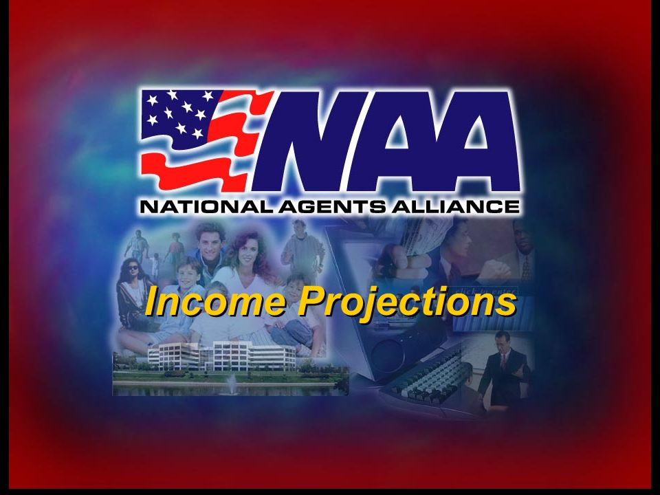 Income Projections Americans For The Family