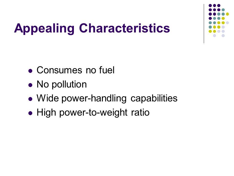Appealing Characteristics