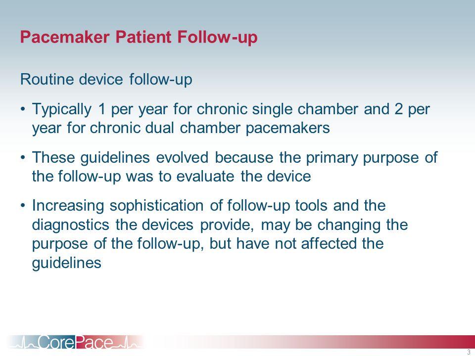 Pacemaker Patient Follow-up