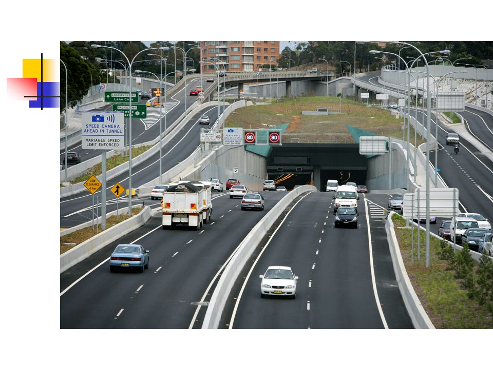 Eastern portal – Lane Cove Tunnel - Sydney