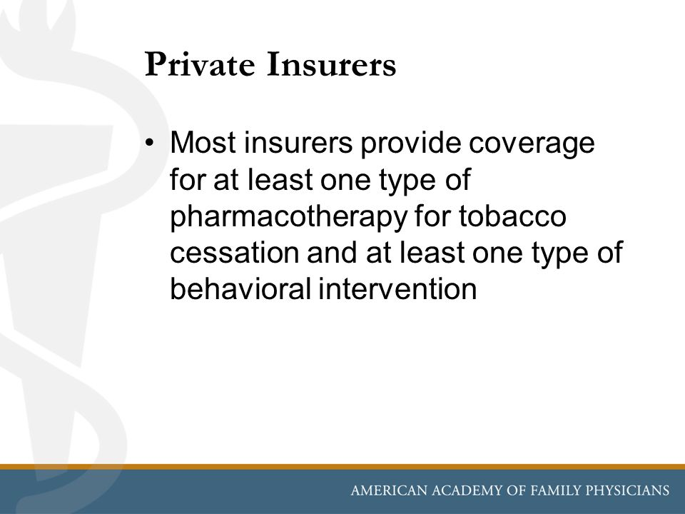 Private Insurers
