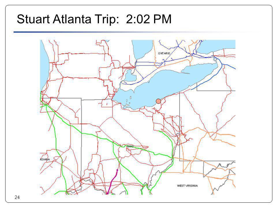 Stuart Atlanta Trip: 2:02 PM