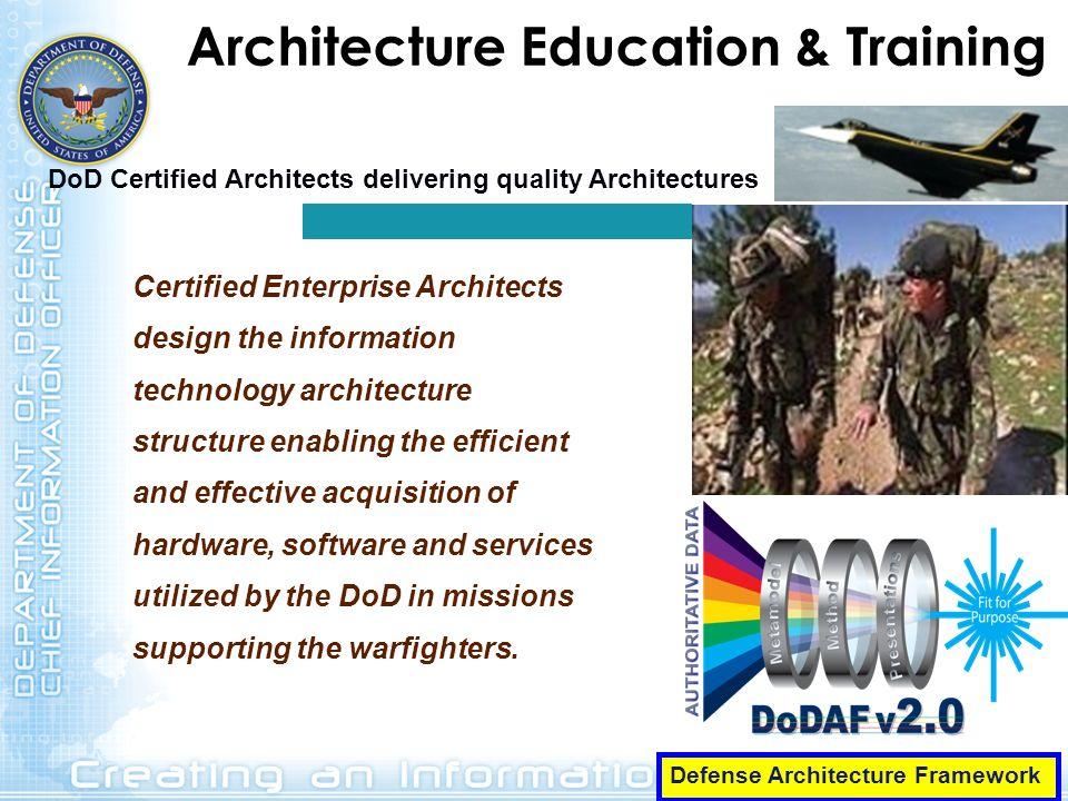 Architecture Education & Training