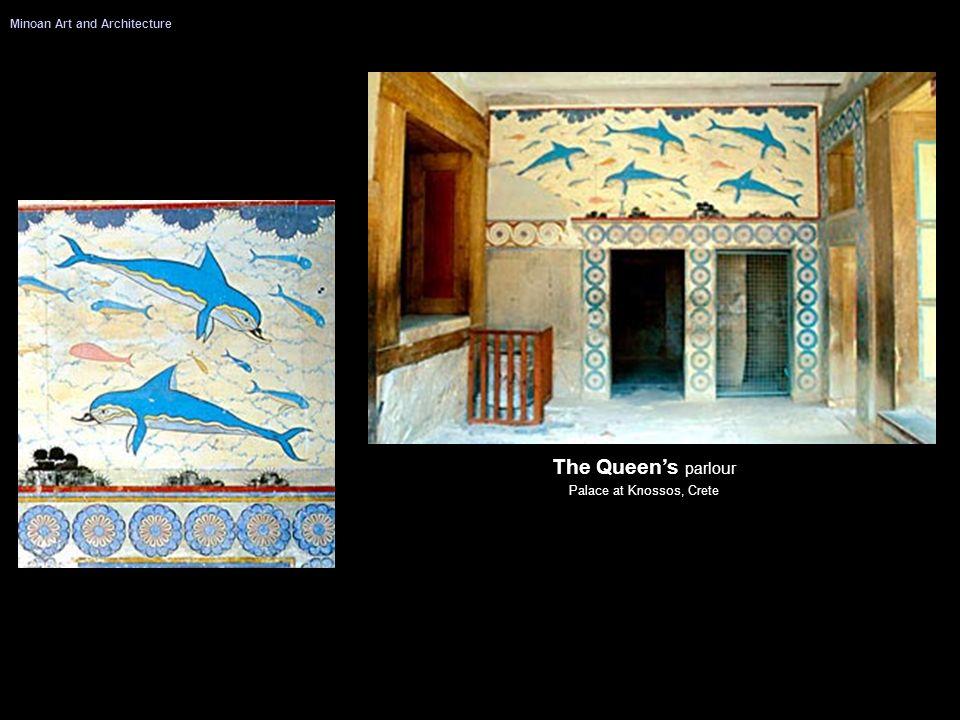 Palace at Knossos, Crete