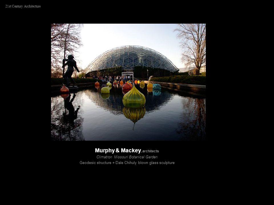 Murphy & Mackey, architects