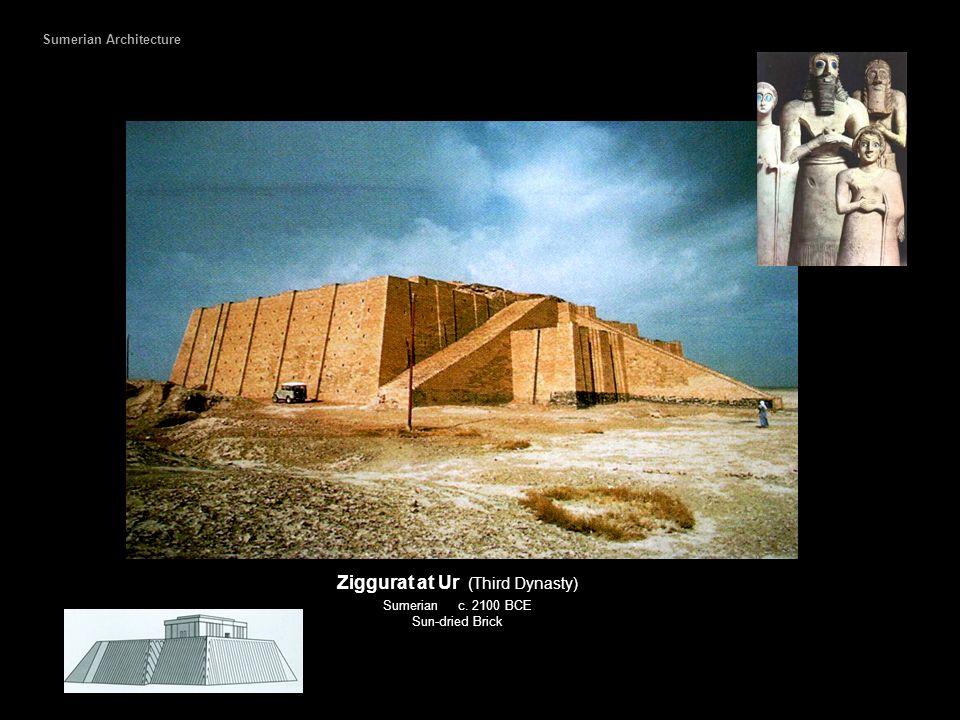 Ziggurat at Ur (Third Dynasty)